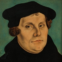 Martin Luther - 500 Jahre Reformation.